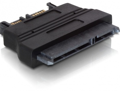 Adaptor SATA 22 pini la Slim SATA 13 pini M-T, Delock 61694
