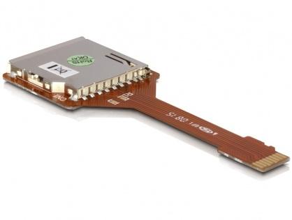 Adaptor Micro SD la SD T-M, Delock 61680