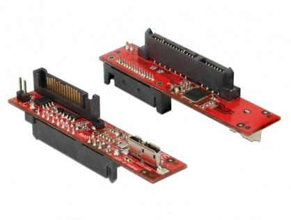 Convertor SATA 6 Gb/s la micro USB-B 3.1 T-M, Delock 62679