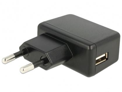 Incarcator priza 1 x USB 5 V / 2 A, Navilock 62746