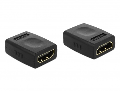 Adaptor HDMI la HDMI M-M, Delock 65049