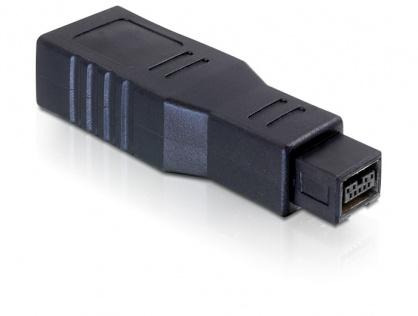 Adaptor FireWire 9 pini la 6 pini T-M, Delock 65154