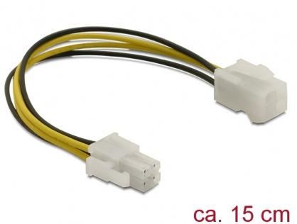 Cablu prelungitor alimentare intern P4 T-M, Delock 82428