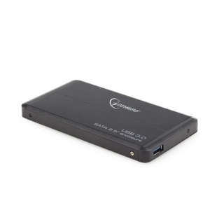 """RACK EXTERN 2.5"""" PENTRU HDD SATA CU USB 3.0 NEGRU, GEMBIRD EE2-U3S-2"""