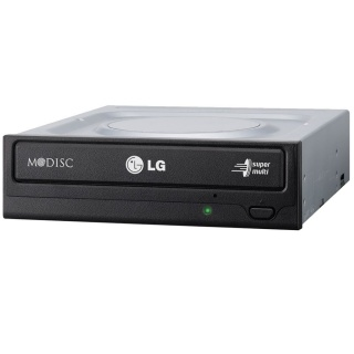 DVD RW LG SATA 24x Negru