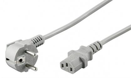 Cablu de alimentare PC C13 230V 1.8m gri, KPSP2G