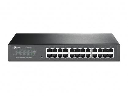 Switch Easy Smart 24 porturi Gigabit, TP-LINK TL-SG1024DE