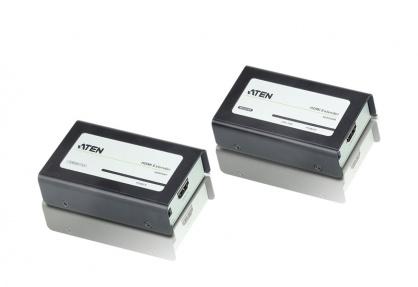 HDMI Extender maxim 60m cu tehnologia EDID, Aten VE800A