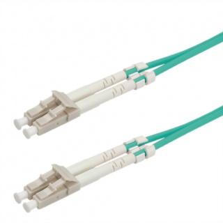 Cablu fibra optica LC-LC OM3 duplex multimode 3m, S1803