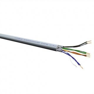 Cablu retea FTP Cat. 5e, AWG26, 100m, Roline 21.15.0119
