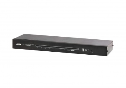 Multiplicator HDMI A/V Cat.5 8 porturi 60m, ATEN VS1808T