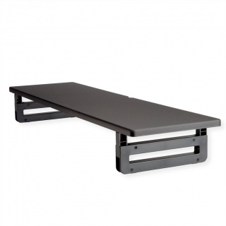 Stand pentru monitor/laptop extra wide Negru, Value 17.99.1341