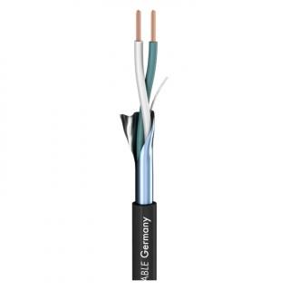Cablu audio/boxe 2 x 0,22 mm²; PVC 3,30 mm 100m, 200-0401