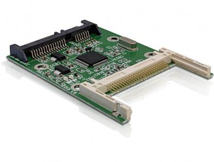 Card reader intern SATA la Compact Flash, Delock 91660