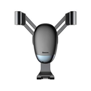 Suport auto magnetic pentru smartphone cu montare ventilator, Baseus MiniGravity