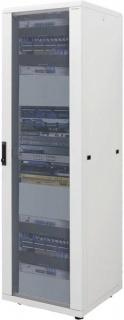 "Cabinet 19"" 22U 800 x 1000 mm Gri, Logilink D22S81G"
