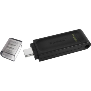 Stick USB 3.2-C 128GB DataTraveler 70, Kingston