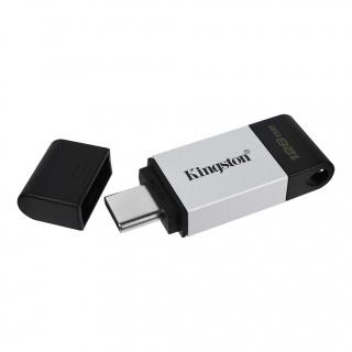 Stick USB 3.2-C 128GB Data Traveler 80, Kingston DT80/128GB