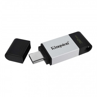 Stick USB 3.2-C 32GB Data Traveler 80, Kingston DT80/32GB
