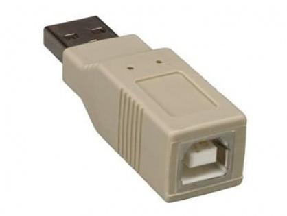 Adaptor USB 2.0-A la USB-B T-M, KUR-3