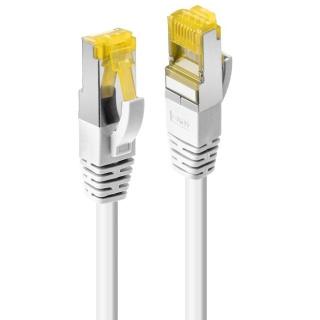Cablu de retea S/FTP cat 7 LSOH Alb 20m, Lindy L47330