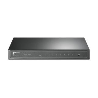 SWITCH WEB SMART 8 PORTURI 10/100/1000M, TP-Link T1500G-8T(TL-SG2008)
