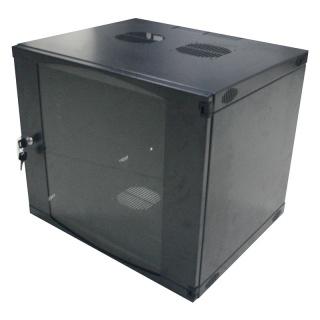 """Cabinet perete 19"""" 6U 540X450mm Negru, Logilink W06F64B"""