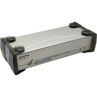 Multiplicator DVI 4 porturi cu audio, ATEN VS164