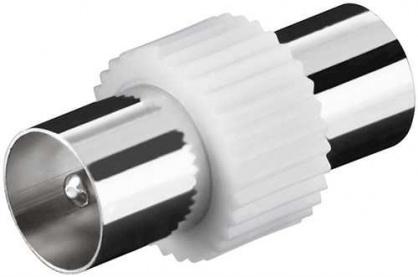 Adaptor coaxial antena T-T, Goobay 11535