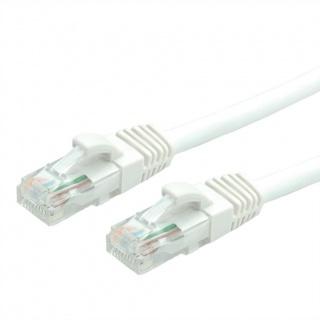 Cablu de retea RJ45 cat. 6A UTP 15m Alb, Value 21.99.1478