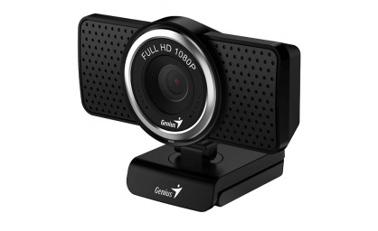 Camera web Full-HD cu microfon ECam 8000, Genius 32200001400