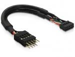 Cablu USB 2 mm M la 2.54 mm T, Delock 41781