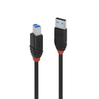 Cablu activ USB 3.0 tip A la tip B T-T 10m, Lindy L43227