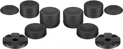 Set 10 protectii pentru controler PS5, Goobay G58382
