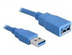 Cablu prelungitor USB 3.0 5m T-M, Delock 82541