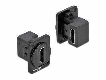 Modul D-type HDMI-A unghi 90 grade M-M, Delock 86786