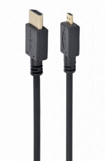 Cablu HDMI la micro HDMI-D 1.8m, Gembird CC-HDMID-6