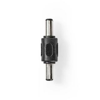 Adaptor de alimentare DC 5.5 x 2.1 mm T-T, Nedis CCTVCM60BK5