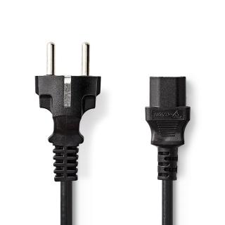Cablu alimentare PC C13 10m, Nedis CEGP10000BK100