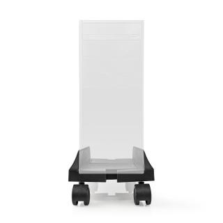 Suport mobil PC maxim 20 kg, Nedis CSTD101BK