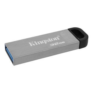 Stick USB 3.2 DataTraveler Kyson 32GB Metalic, Kingston DTKN/32GB