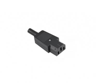 Conector de alimentare IEC C13, GNI0121