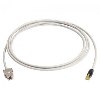 Cablu prelungitor Cat.6A SFTP cu cablu Cat.7 3m T-M Gri, K7F1-0300-GR