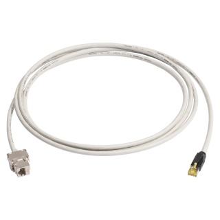 Cablu prelungitor Cat.6A SFTP cu cablu Cat.7 20m T-M Gri, K7F1-2000-GR