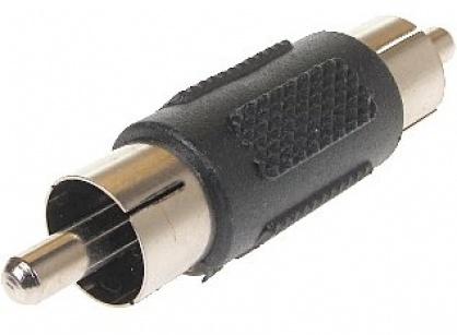 Adaptor audio RCA T-T, kjr-09