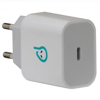 Incarcator priza 1 x USB-C Quick Charge 3.0 18W, Spacer SPAR-TYPECQ-01