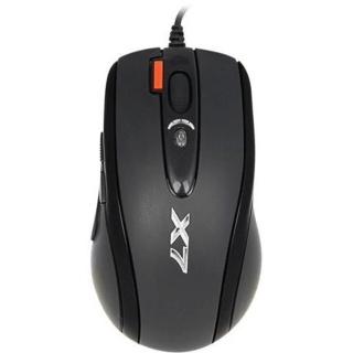 Mouse gaming USB Negru, A4tech X-710BK
