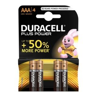 Set 4 buc baterii AAA LR3 Duracell Ultra Alkaline
