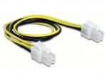 Cablu alimentare intern P4 T-T, Delock 65604