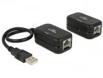 Extender USB 1.1 60 m Cat.5e, Delock 61867